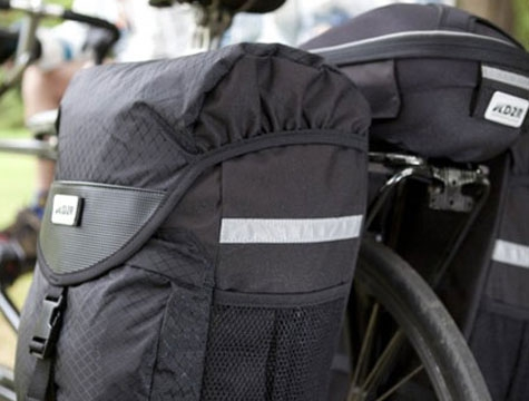Detours D2R Small Pannier Set review