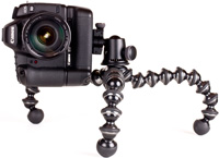 Joby Gorillapod Focus and Ballhead X