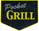 Pocket Grill Logo