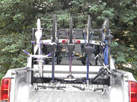 Pick-Up Truck Bike Rack